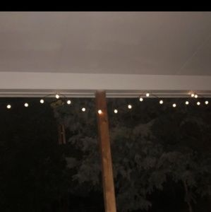 Other - Brand new Solar String Lights, 30LED 20ft Waterpro